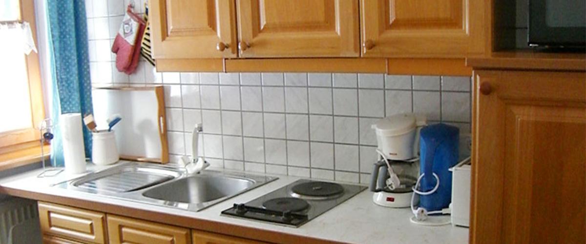 Küchenzeile_Ferienwohnung