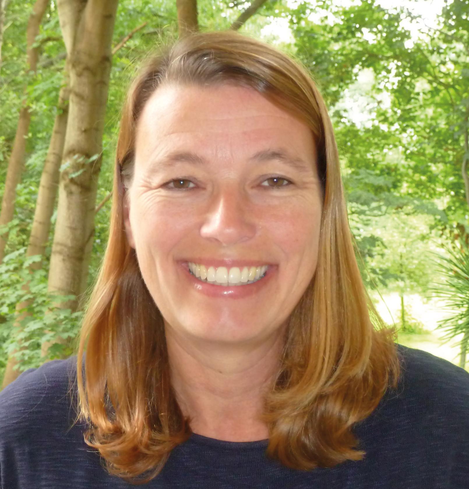Maike Maier, Gründerin von BauernhofTouren
