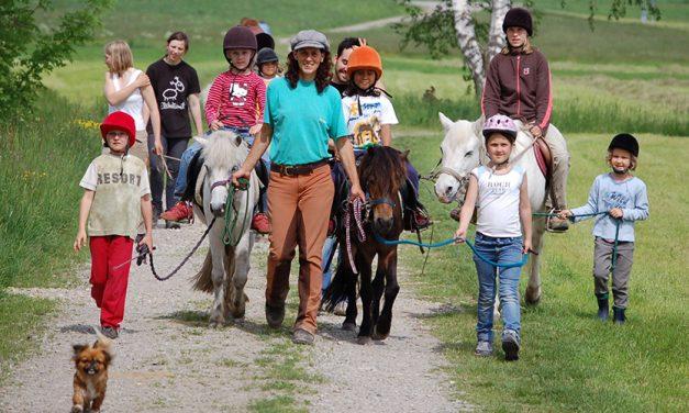 Pony Abenteuerhof bei München